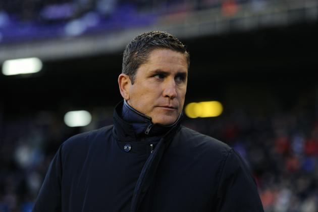 Juan Carlos Garrido Fired by Real Betis