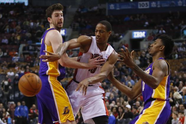 Los Angeles Lakers vs. Toronto Raptors: Live Score and Analysis