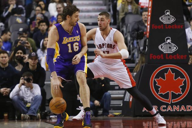 Los Angeles Lakers vs. Toronto Raptors: Postgame Grades and Analysis for LA