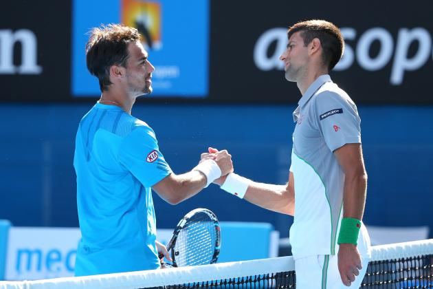 Australian Open 2014: Predicting Semifinalists from Remaining Field
