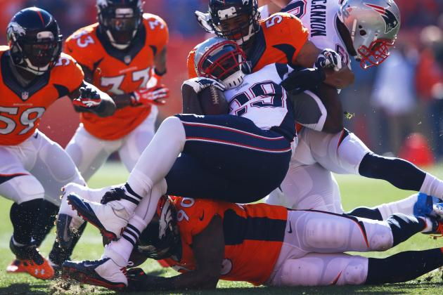 Broncos Down Pats 26-16 to Win AFC