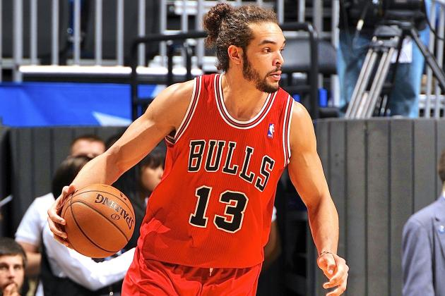 Should Chicago Bulls Trade Joakim Noah Too?