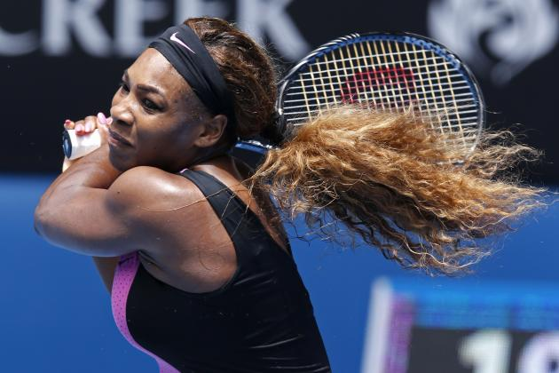 Serena Williams in Line for Another Epic Season Despite Loss at Australian Open