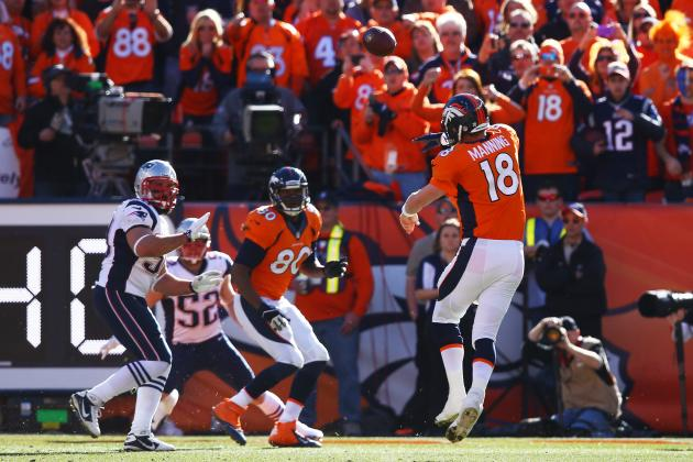 Patriots vs Broncos: Live Score and Reaction for AFC Championship 2014