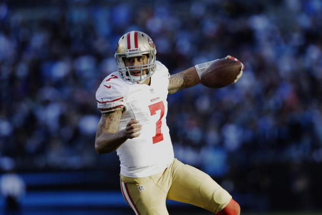 San Francisco 49ers Should Not Rush to Strike Big Deal with Colin Kaepernick