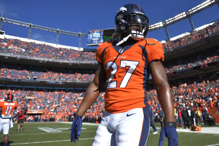 Knowshon Moreno Injury: Updates on Broncos RB's Chest and Return