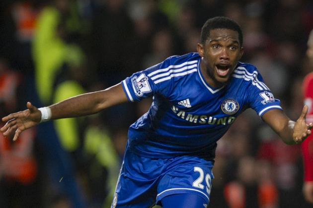 Samuel Eto'o and Jose Mourinho's Milestones Show Chelsea Are on the Right Track