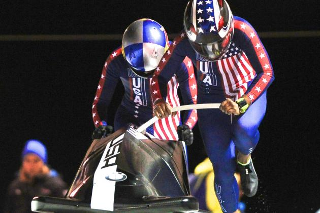 Lolo Jones Selected for the 2014 Olympic Bobsled Team