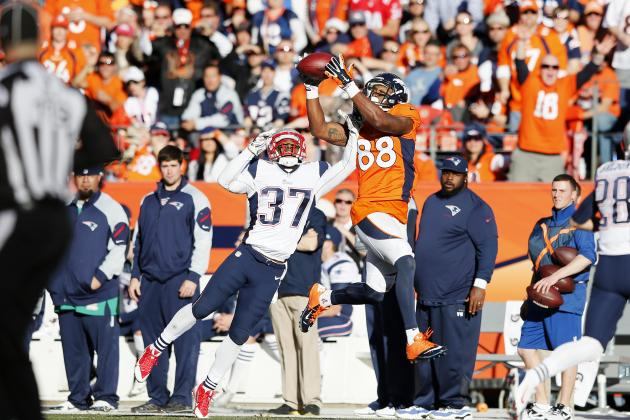 Demaryius Thomas Deserves to Be Mentioned Among NFL's Best Wide Receivers
