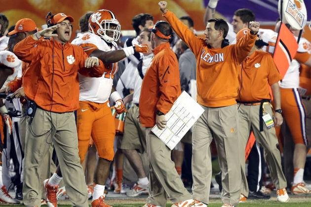 Where Clemson Football Must Improve to Take the Next Step to National Glory