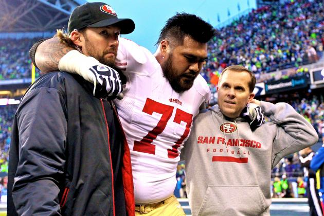 Mike Iupati Injury: Updates on 49ers Guard's Ankle and Return