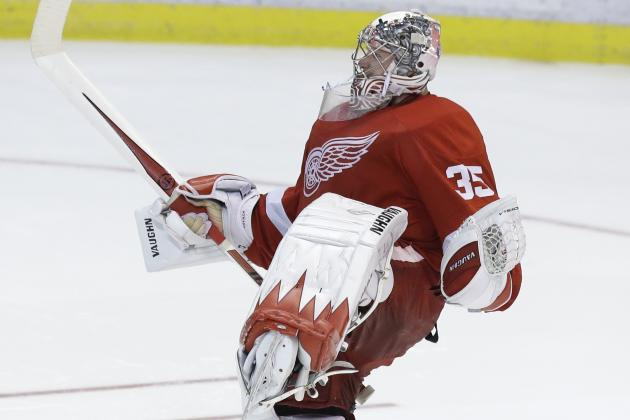 Will Jimmy Howard's Resurgence Get Detroit Red Wings Back in a Playoff Spot?