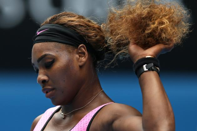 Serena Williams Remains World's Best Despite 2014 Australian Open Letdown