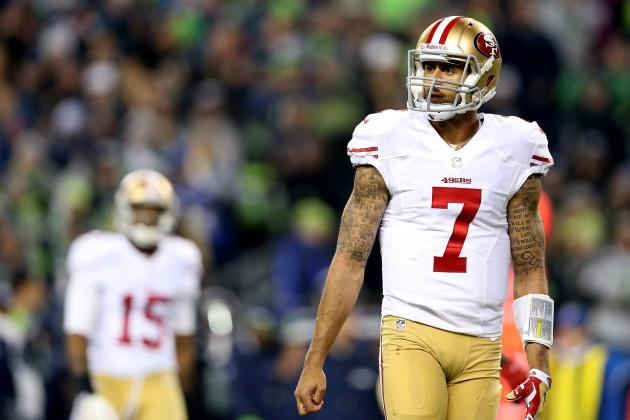 49ers vs. Seahawks: Live Grades and Analysis for San Francisco