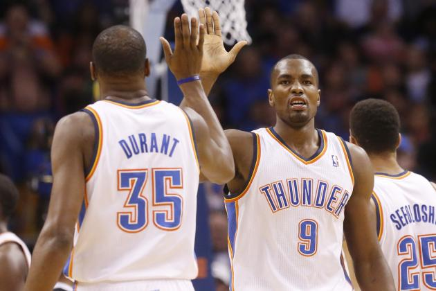 What We Learned About the Oklahoma City Thunder During the Season's 1st Half