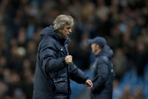 Blueprint for Manchester City Dominance Under Manuel Pellegrini in 2014