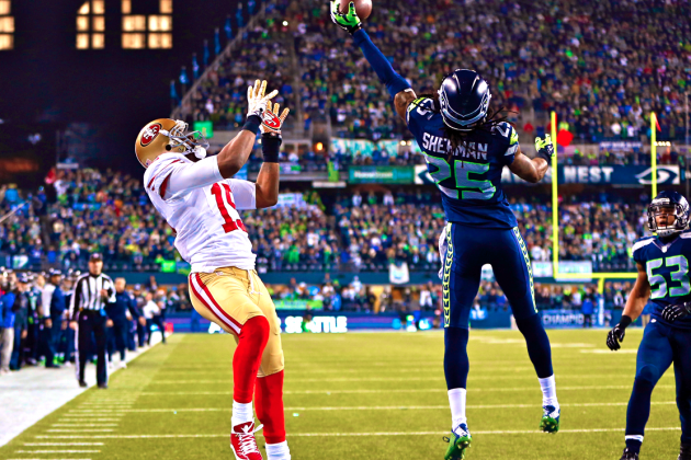 Seahawks vs. 49ers: Score, Grades and More from NFC Championship Game 2014