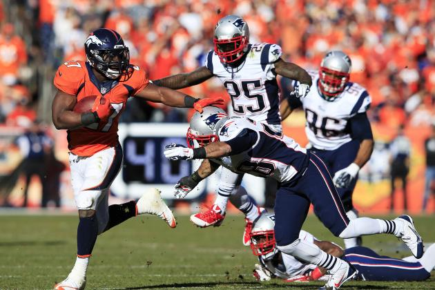 Super Bowl 2014: Broncos' Rushing Attack Will Be the Difference in Big Game