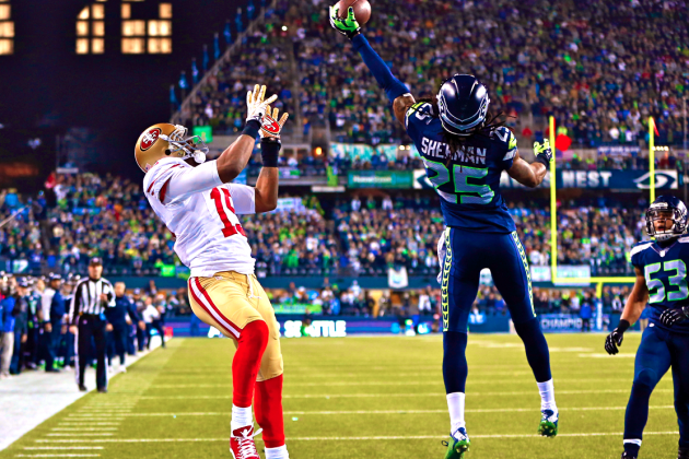 Seahawks vs. 49ers: Live Score and Reaction for NFC Championship 2014