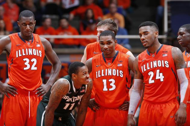 Illinois Basketball: What Fighting Illini Need to Do to Get Back into Big Dance