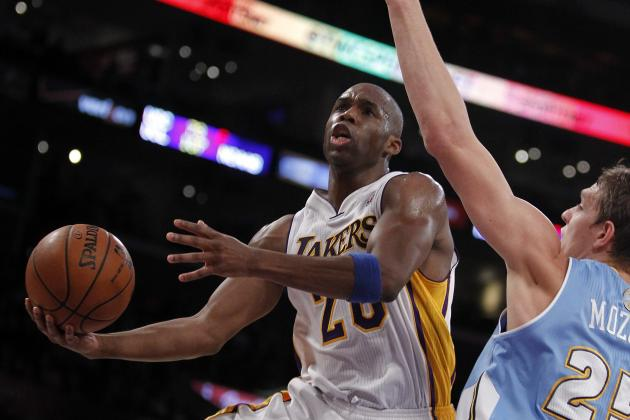 Don't Overlook Jodie Meeks as a True LA Lakers Bright Spot This Season