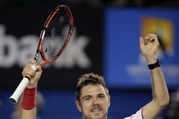 Stanislas Wawrinka in Best Position to Upset Novak Djokovic at Australian Open