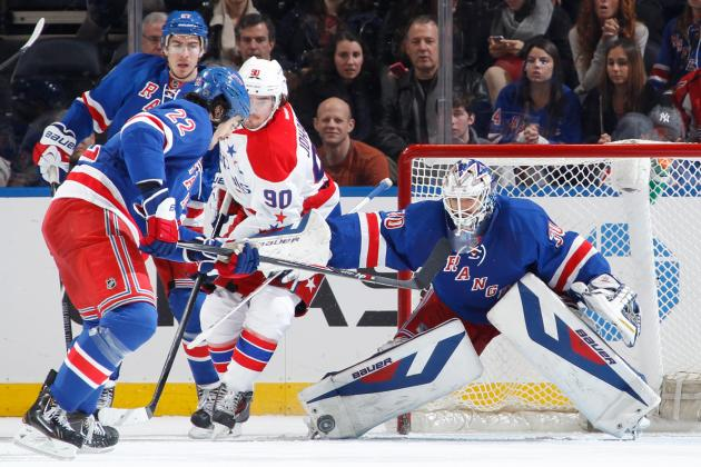 Washington Capitals vs. New York Rangers: Inside One of the NHL's Best Rivalries
