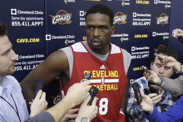 How Far Can Luol Deng Take Cleveland Cavaliers This Season?