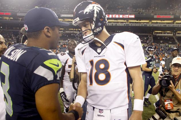 Seahawks vs. Broncos: Early Spread Foreshadows Epic Super Bowl