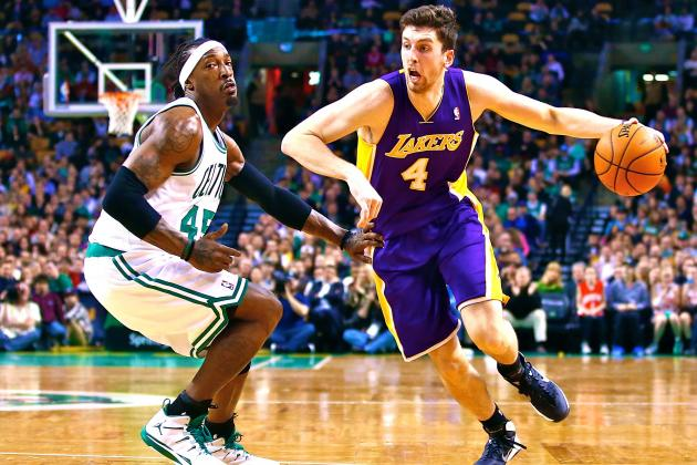 Ryan Kelly Latest LA Lakers Role Player to Have Moment in the Sun
