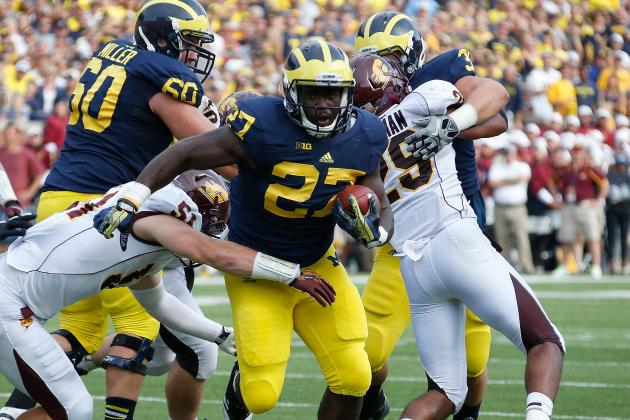 Michigan Football- an Early Preview of 2014 Opponents