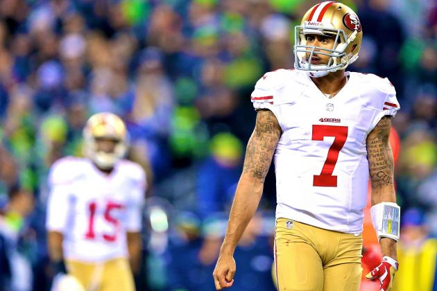 Colin Kaepernick's Meltdown Must Become Learning Experience for 49ers QB