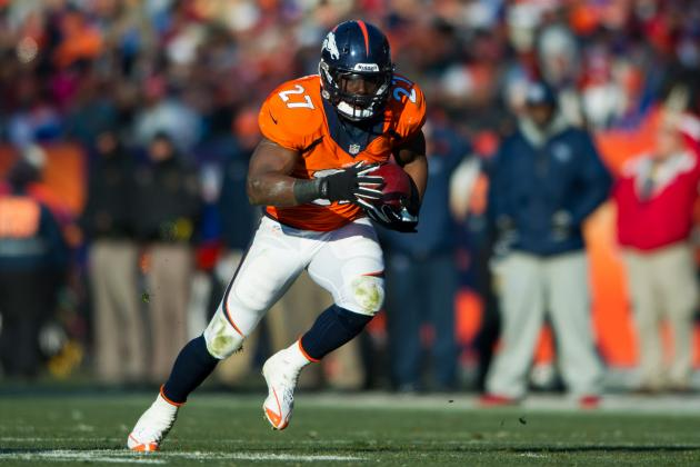 Expectations for Knowshon Moreno's Chest Injury Heading into Super Bowl XLVIII