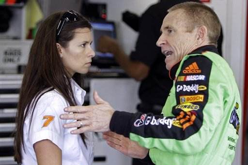 Danica Patrick's Best Opportunities to Shine in 2014 NASCAR Season