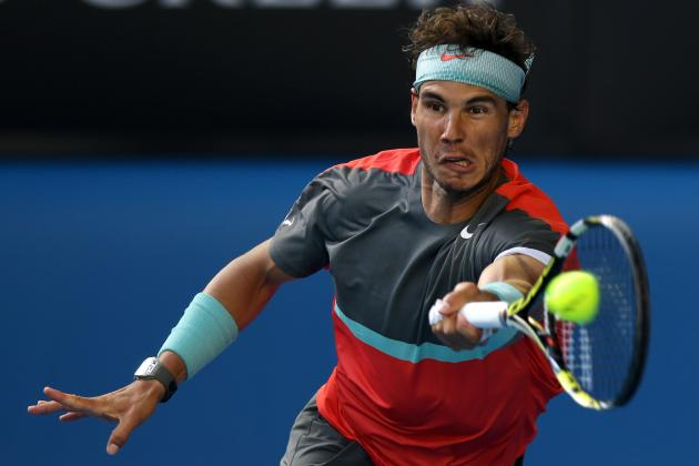 Rafael Nadal vs. Kei Nishikori: Recap and Results from Australian Open 2014