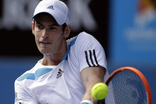 Andy Murray vs. Stephane Robert: Recap and Results from Australian Open 2014