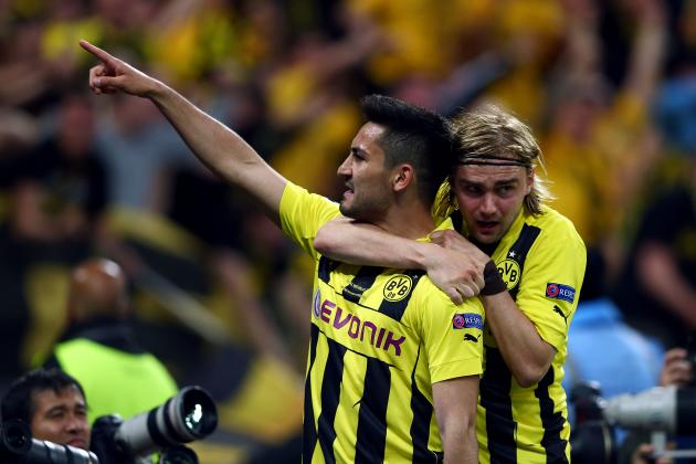 Ilkay Gundogan Transfer Rumors: Latest News on the Borussia Dortmund Star