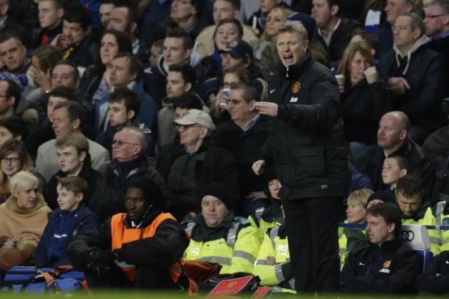 Jose Mourinho Writes off Manchester United as David Moyes Denies 'Crisis'