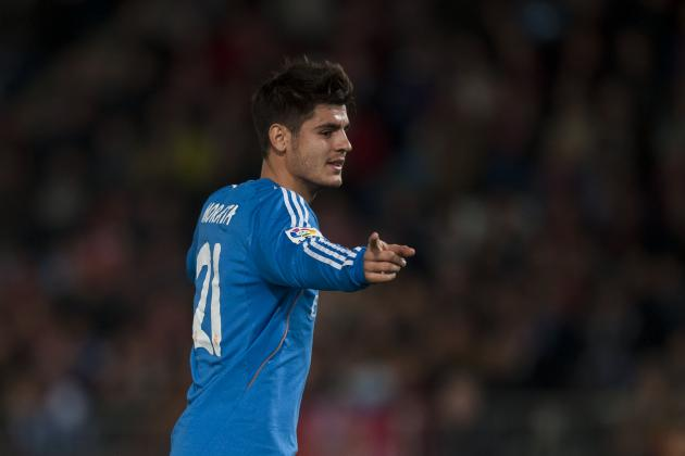 Arsenal Transfer News: Alvaro Morata Gives Strong Update on Real Madrid Future
