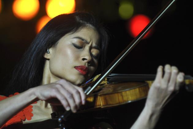 Thai Violinist Vanessa-Mae Qualifies for Alpine Skiing at Winter Olympics