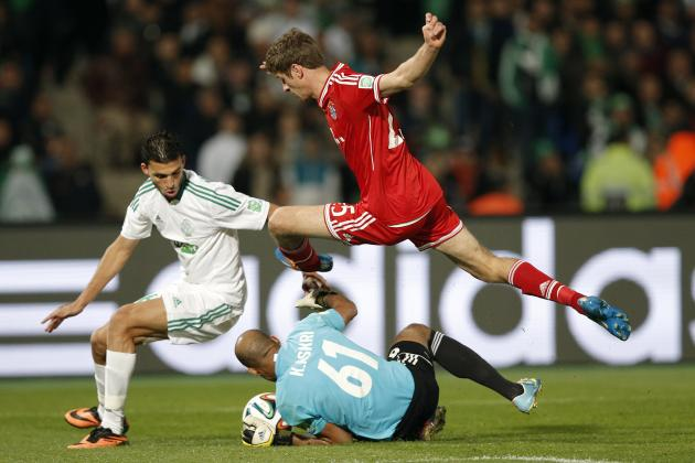 Thomas Mueller Linked with Real Madrid: How Would He Fit in at the Bernabeu?