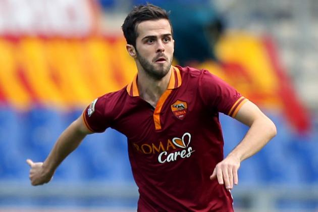 Manchester United Transfer News: Miralem Pjanic Open to Roma Exit