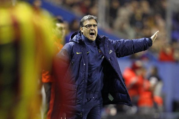 Gerardo Martino's Bold Barcelona Statement Could Come Back to Bite Him