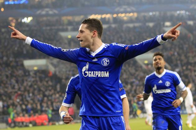 Why Arsenal Are Right to Pursue Julian Draxler