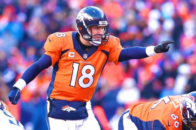 Peyton Manning Puts Audibles to Good Use with Omaha Charity Deal