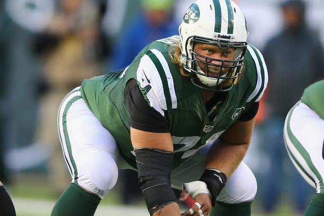 Nick Mangold Named to Pro Bowl