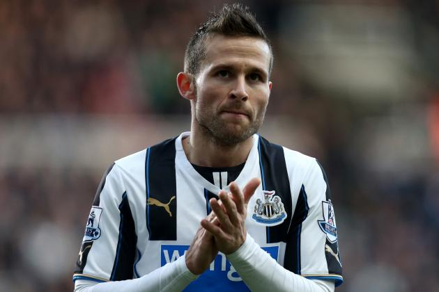 PSG Transfer News: Laurent Blanc Heightens Yohan Cabaye Fears at Newcastle