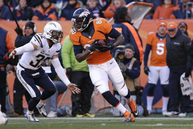 Super Bowl XLVIII Preview: Why Julius Thomas Will Be the X-Factor