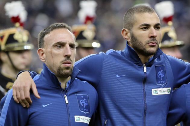 Updates on Franck Ribery, Karim Benzema Trial for Alleged Underage Prostitution