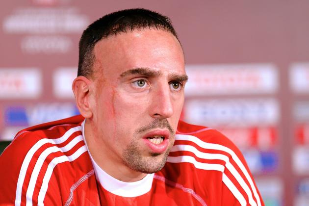 Franck Ribery Attacks Cristiano Ronaldo's 'Political' Ballon d'Or Triumph‬